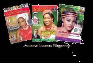 Anioma Essence Magazine